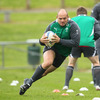 Rory Best's next outing for Ireland will be his 60th at Test level. The Ulster hooker made his debut against the All Blacks back in November 2005