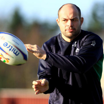 Rory Best is keen to hit the ground running against Italy