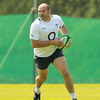 Rory Best was back working hard on the training pitch just days after Ulster's Heineken Cup final defeat to Leinster
