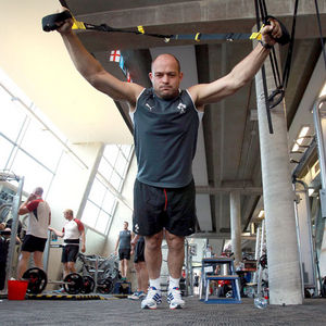 Ireland Squad's Weights Session, Queenstown Events Centre, Queenstown, New Zealand, Tuesday, September 6, 2011