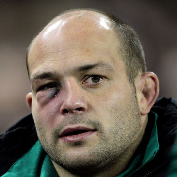 Ireland hooker Rory Best after the All Blacks game
