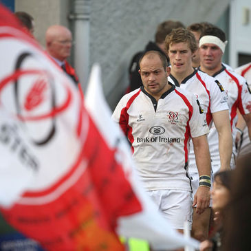 Rory Best leading Ulster out at Ravenhill