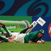 Ironically, it was Rory Best's first try for Ireland since he touched down when captaining the side to a Setanta Challenge Cup win over the US Eagles back in May 2009