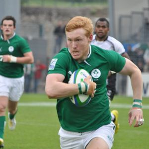Ireland Under-20s 46 Fiji Under-20s 3, Stade de la Rabine, Vannes, France, Sunday, June 9, 2013
