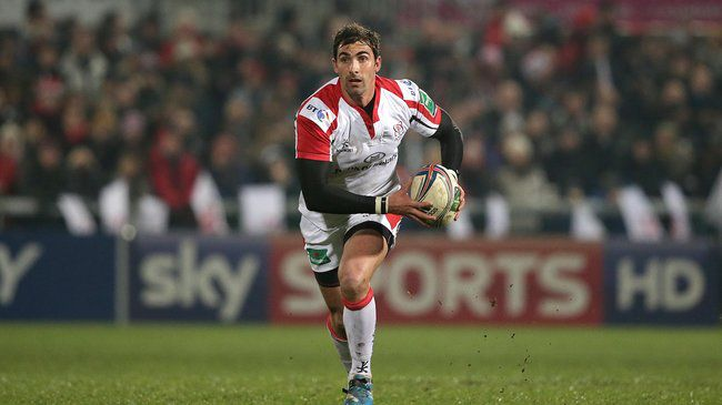 IRFU Statement On Ruan Pienaar Contract