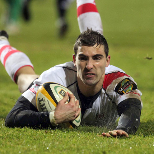 Photos of Ulster's bonus point win over Treviso in the Magners League