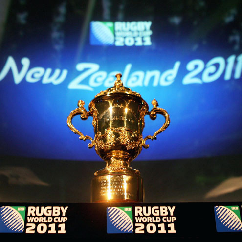 The 2011 Rugby World Cup will provide New Zealanders and the global rugby