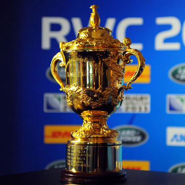The Webb Ellis Cup
