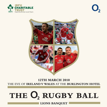 The O2 Rugby Ball