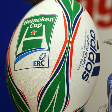 Rounds 3 and 4 of the Heineken Cup will take place next month