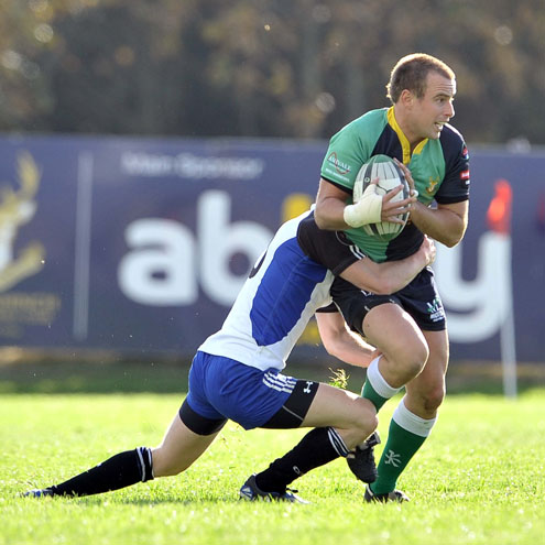 Ballynahinch number 10 Ryan Bambry