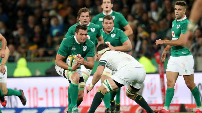 Ireland v South Africa GUINNESS Series Match Sold Out