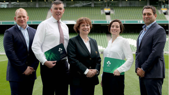 Irish Rugby TV: Philip Browne On The Strategic Plan 2018-2023