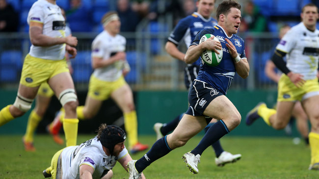 Leinster 'A' 44 Leeds Carnegie 17, Donnybrook, Friday, May 23, 2014