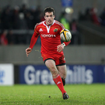 Scott Deasy will start for Munster in Cardiff