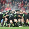 With their scrum solid on the night, Montauban gained in confidence as the match progressed