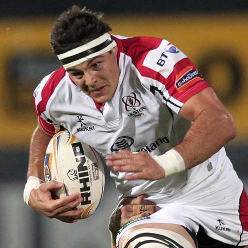 Newcomer Sean Doyle will line out for Ulster against Glasgow