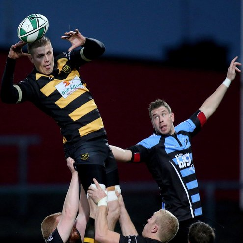 Photos of the Ulster Bank League derby game between Shannon and Young Munster