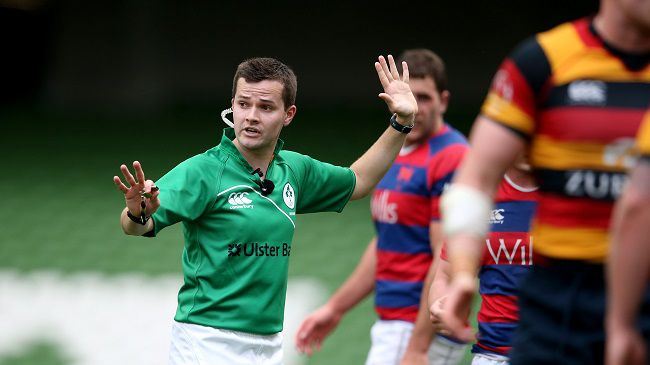 Three Irish Referees Selected For Women's World Cup Duty