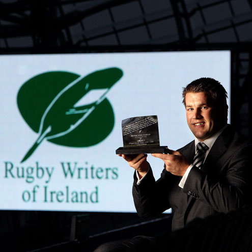 2011 Guinness Rugby Writers Of Ireland Awards Ceremony, Aviva Stadium, Monday, August 15, 2011