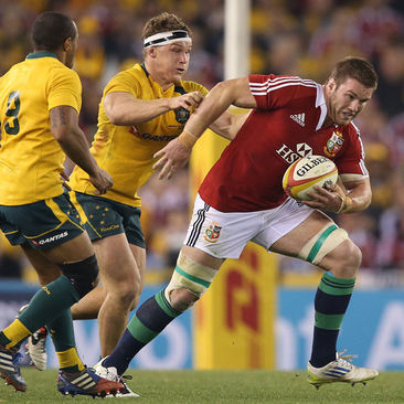 Gatland Makes Six Changes For Final Test