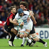 Sean O'Brien continued where he left off in his man-of-the-match peformance against Racing Metro 92, producing some big carries against Saracens