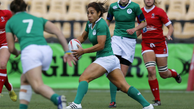 Ireland Women's Squad Confirmed for Clermont Sevens