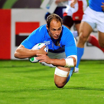 Sergio Parisse has been in try-scoring form