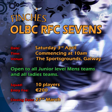 The Finches OLBC RFC Sevens event