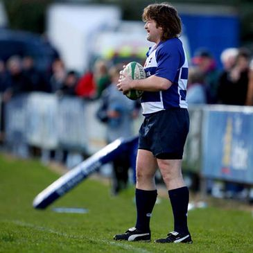 Terenure No Match For New Leaders Blackrock Irish Rugby