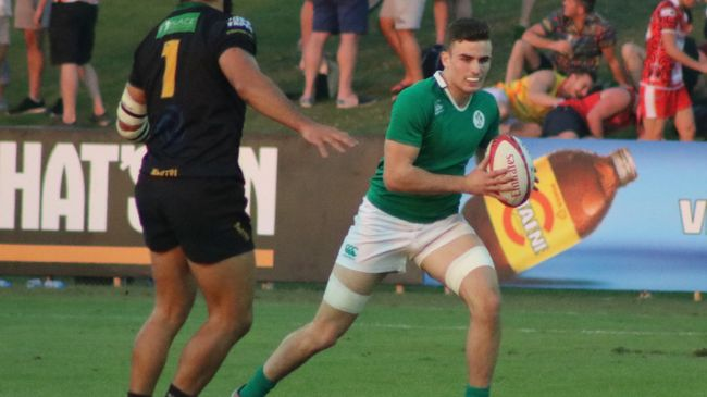Ireland Men's Sevens Squad Announced For Amsterdam Sevens