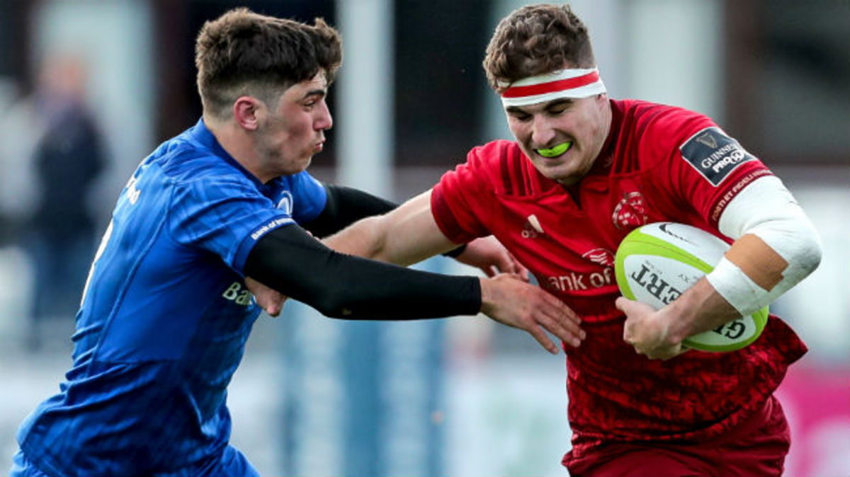 Irish Rugby TV: Provinces Value Celtic Cup Experience