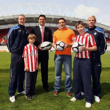 The Shane Geoghegan Trust charity match will take place at Thomond Park
