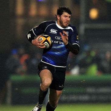 Shane Horgan will start for Leinster