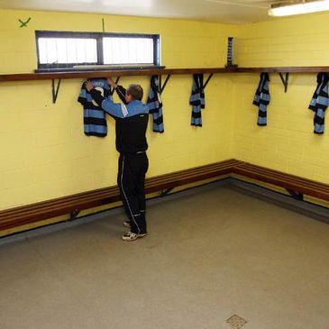 The Shannon Dressing Room