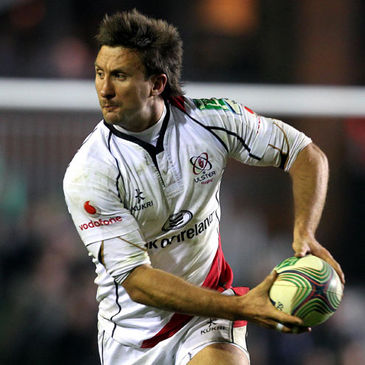 Ulster full-back/winger Simon Danielli
