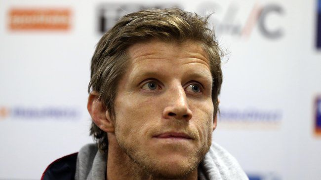 New Ireland forwards coach Simon Easterby