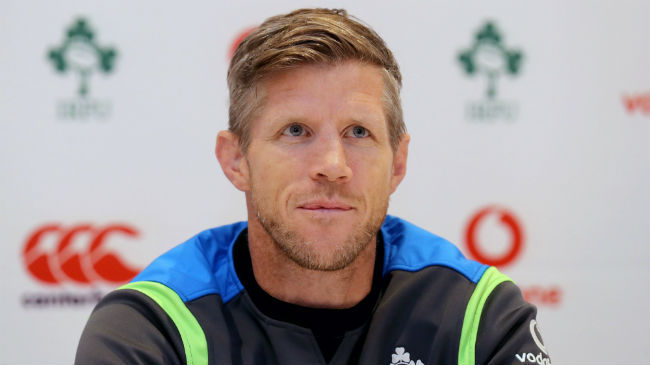 Ireland Down Under: Simon Easterby On The Last Week Of Tour