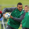 The 22-year-old Simon Zebo has already played for the O2 Ireland Wolfhounds this season, scoring a try in their January defeat to England Saxons