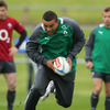 After an impressive season for Munster, winger Simon Zebo is on the cusp of making his senior debut for Ireland