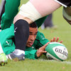 Simon Zebo is hoping to add to his one Irish cap from the summer tour when the GUINNESS Series hits the Aviva Stadium in the coming days