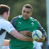 Simon Zebo has moved rapidly up the ranks in recent seasons, going from the Ireland Under-20s to the senior international stage in the space of two years
