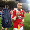 The 23-year-old Simon Zebo was pleased to play his part as the midweek Lions team ended the tour on a winning note