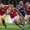 Simon Zebo played the full 80 minutes in Melbourne, with the Corkman making two clean breaks and covering 75 metres during his carries