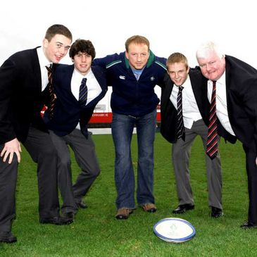 The Under-18 Six Nations Festival is coming to Cork
