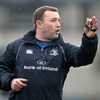 Leinster's skills and kicking coach Richie Murphy made two Heineken Cup appearances for the province in 1998, lining out against Bordeaux-Begles and Stade Francais