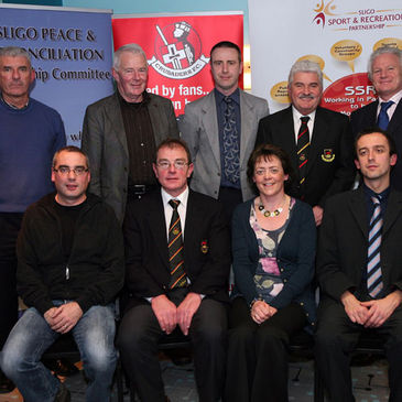 Sligo RFC are backing the 'Sporting Peace' project