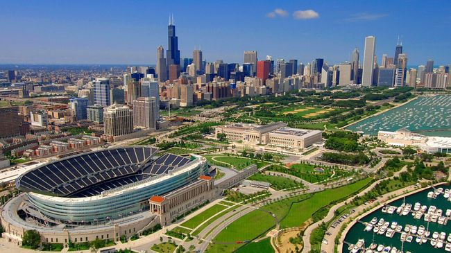 Chicago Walk & Cycle For IRFU Charitable Trust