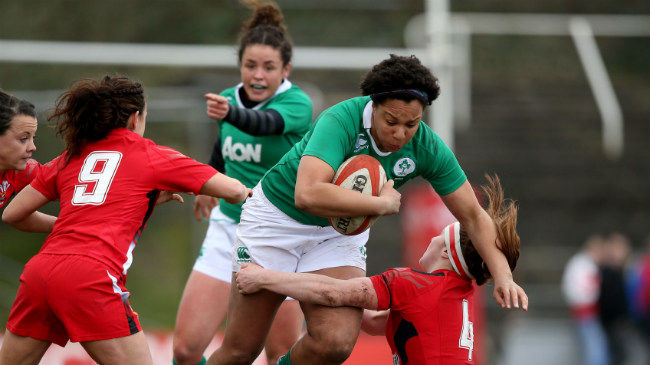 Ireland Women's Squad Announced For Wales Warm-Up