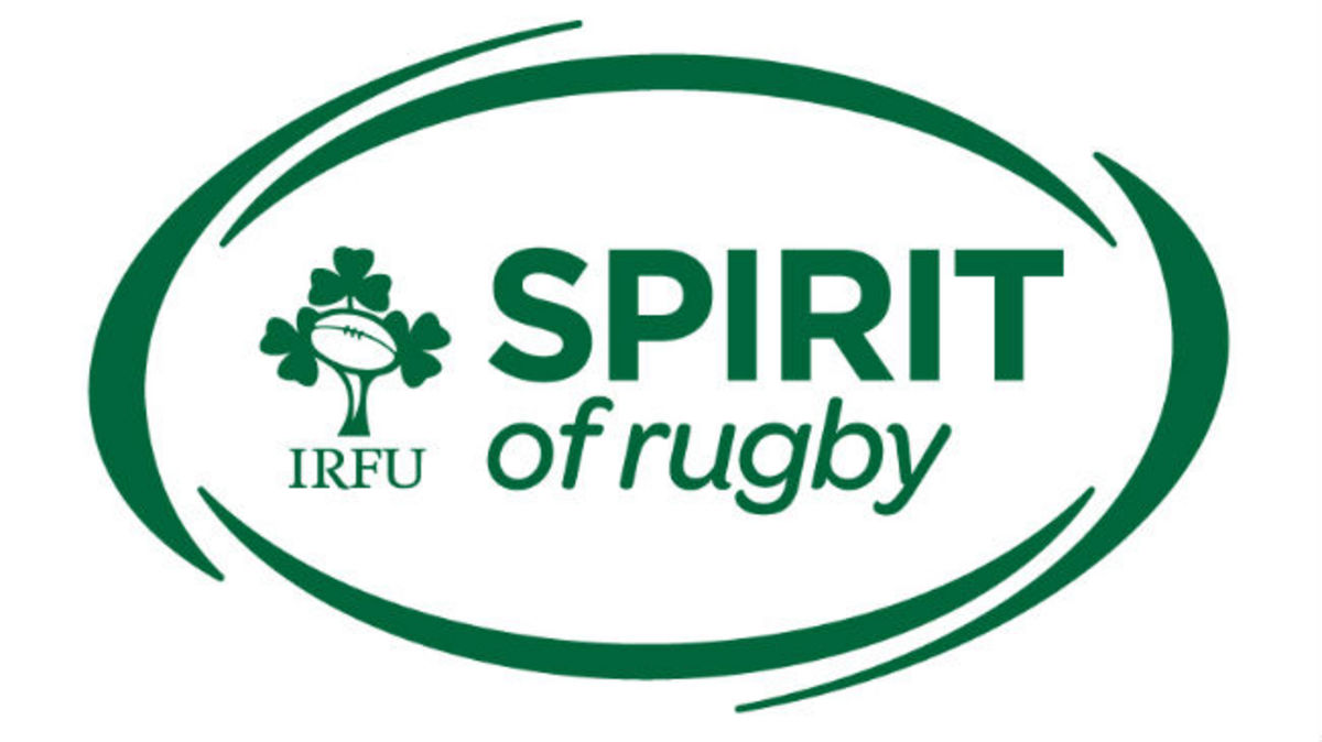 IRFU To Hold Spirit Of Rugby Conference in 2019